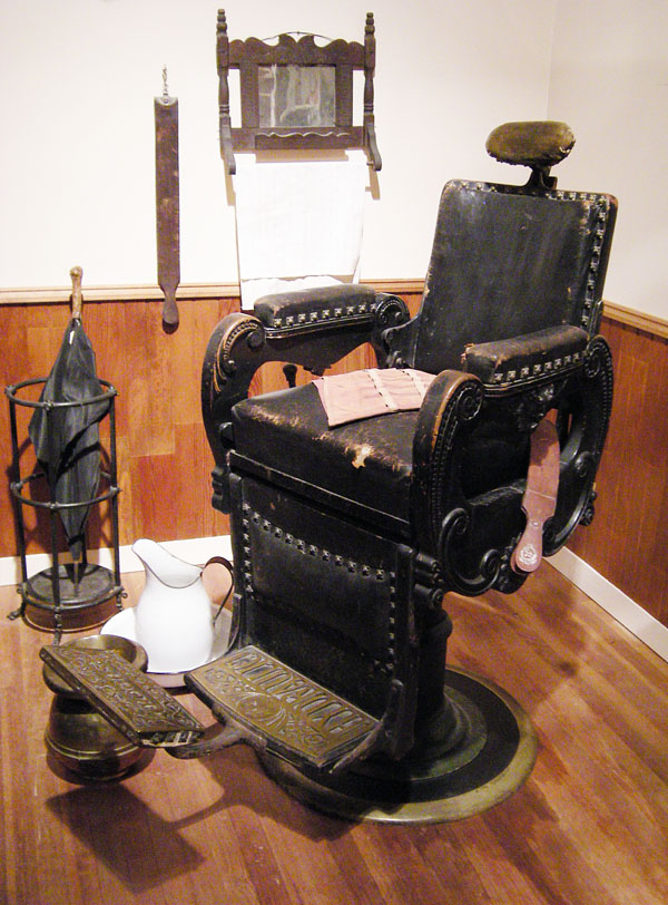 The History Of Koken Barber Chairs